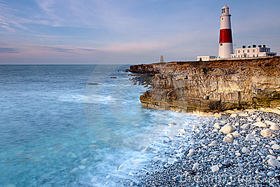 Portland Bill in the Sunlight