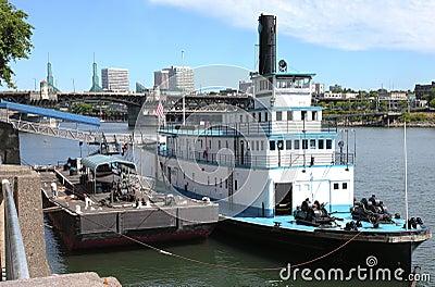 Portland maritime museum, Portland OR.
