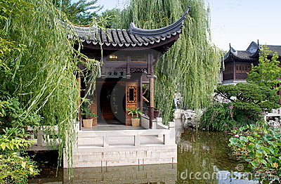 Portland, Oregon: Chinese Classical Garden