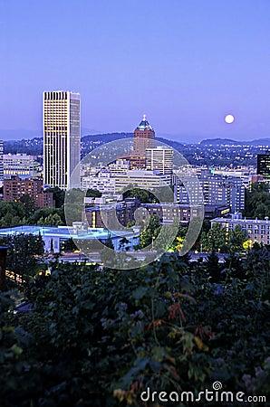 Free Portland, Oregon- USA Stock Photography - 2215872