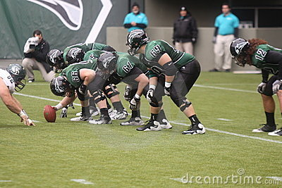 Portland State Vikings football Editorial Stock Photo