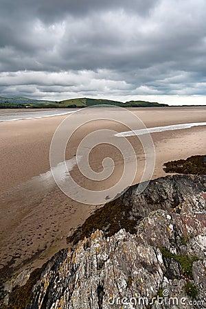 Portmeirion estuary in Wales