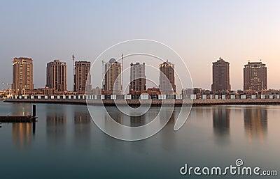 Porto Arabia in Doha, Qatar