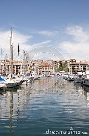 Porto de Marselha