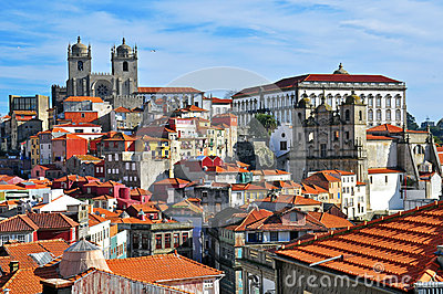 Porto historical centre