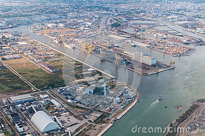 Port Of Marghera Italy Stock Photo | Getty Images