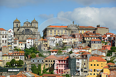 Porto Old City, Portugal