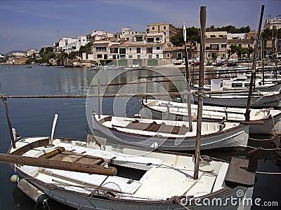 Porto Petro in Majorca