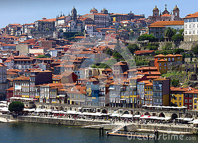 Porto - Portugal Editorial Stock Photo
