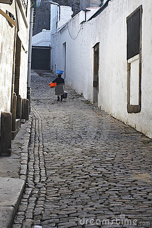Porto street scene