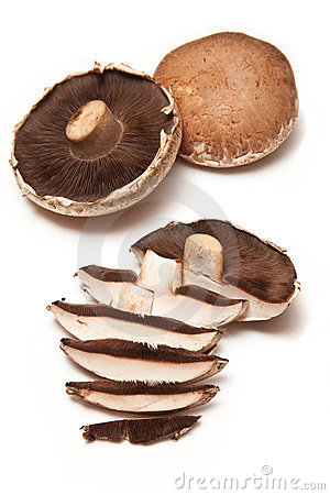Free Portobello Mushrooms Royalty Free Stock Photography - 17938917