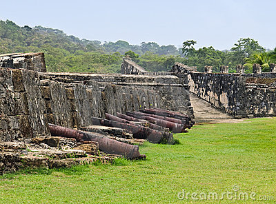 Portobelo Fortress, Panama