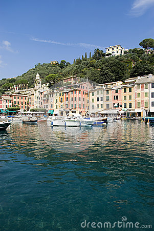 Portofino, Italy Editorial Stock Photo