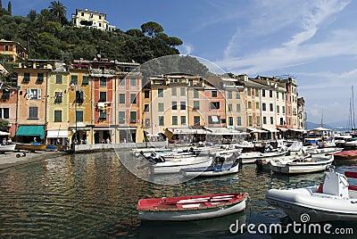 Portofino, Italy Editorial Stock Image