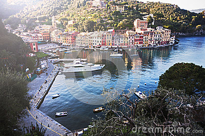 Portofino Stock Photo