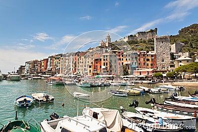 Portovenere, Italy View
