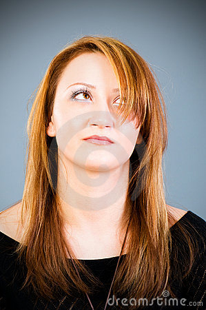 Portrait der Frau