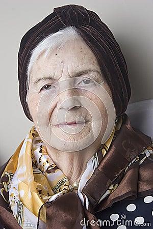 Portrait of Grandmother