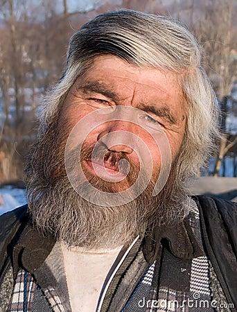 Portrait of Man with Beard 23