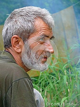 Portrait of Man with Beard 24