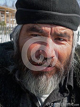 Portrait of Man with Beard 3