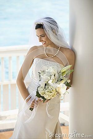 Free Portrait Of Bride. Stock Images - 2046184