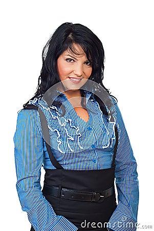 Free Portrait Of Elegant Business Woman Stock Image - 16157961