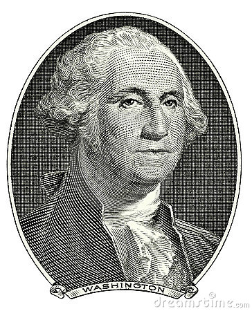 Free Portrait Of George Washington Royalty Free Stock Photos - 3605088