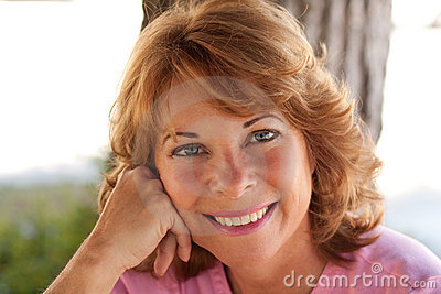 Super Pretty Middle Aged Woman Stock Photos Image 10352843 Hairstyles For Men Maxibearus