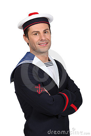 Portrait of a sailor