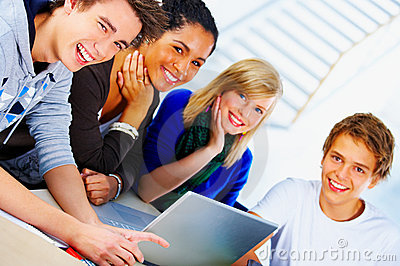 Portrait of a studygroup