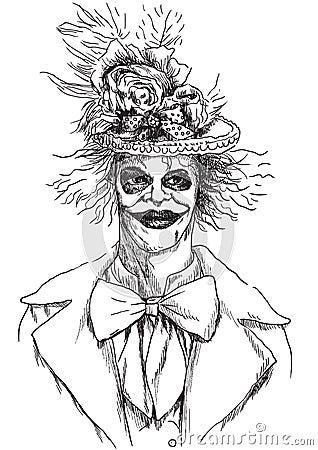 Portrait of an undead 11