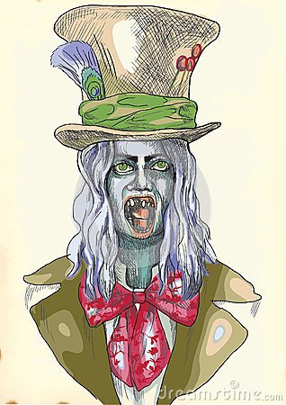 Portrait of an undead 8