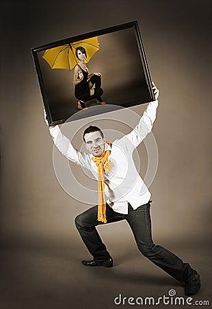 Free Portrait2 Stock Images - 4111944