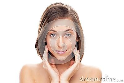 Portret młoda kobieta