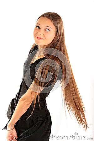van dik naar dun haar