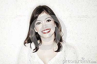 groot vrouw mooi