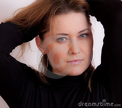 Portret of a woman