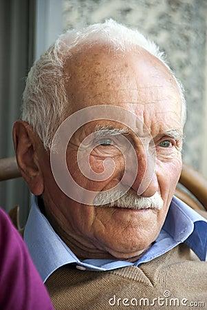 Portreta senior