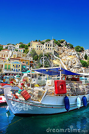 Ports of Greece