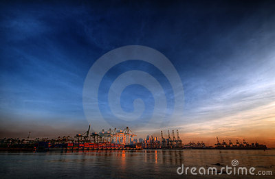 Ports of Singapore