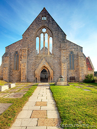 Free Portsmouth Royal Garrison Church Royalty Free Stock Photos - 23189868