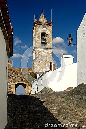 Free Portugal, Alentejo: Village Of Monsaraz Stock Photo - 4983520