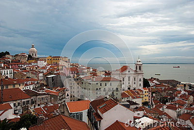 Portugal-Lisbon-Alfama-district