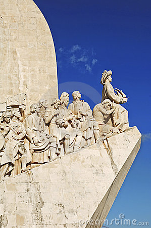 Free Portugal, Lisbon: Monument To The Discoveries Stock Photos - 5879033