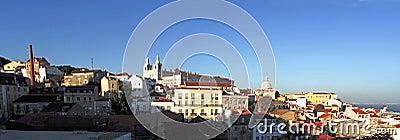 Portugal, Lisbon: panorama