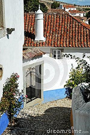 Portugal, Obidos: