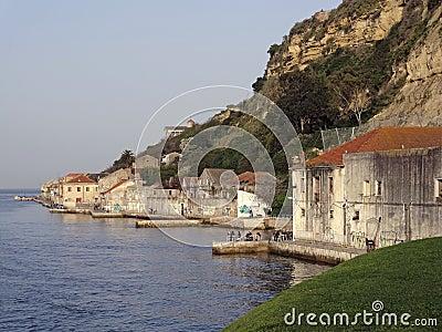 Portugese coastal scenery