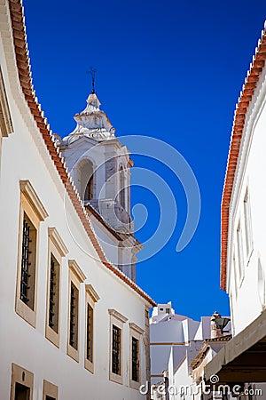 Portugese Whitewash Market Town