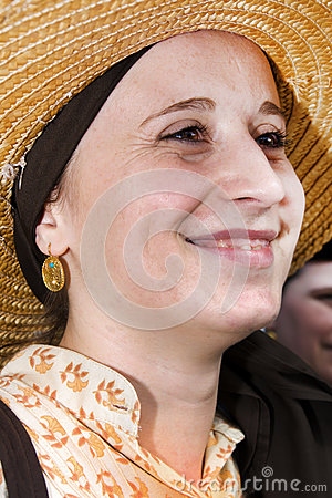 Free Portuguese Folklore Dancer And Singer Portrait Royalty Free Stock Images - 79334889